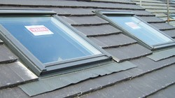 Swivel action Velux windows